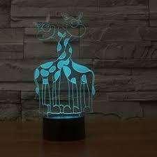 3d Lamps Amazon Babygo Desk Lamp Airplane Shapes 3d Optical Illusion Visu Https