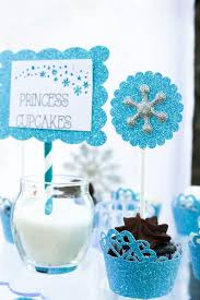kara u0027s party ideas frozen themed birthday party kara u0027s party