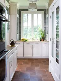White Kitchen Tile Floor White Kitchen Cabinets Floor Ideas Kitchen And Decor