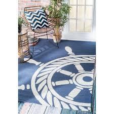 nautical indoor outdoor rugs rug designs