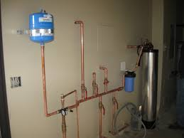 copper water piping for lincoln home owner ronald t curtis