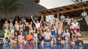 The Challenge The Challenge Archive Tv Series On Mtv