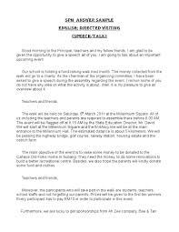 toefl writing sample essay essay spm directed writing
