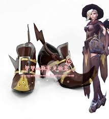 costume witch shoes online buy wholesale brown costume boots from china brown costume