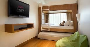 Family Room Padma Resort Legian - Hotel family room
