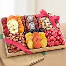fruit and nut baskets gourmet dried fruit and nuts page 1 of 2 a gift inside