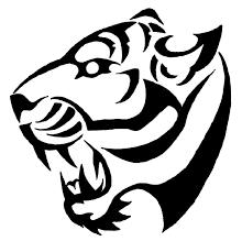 tiger tribal art tribal tiger tattoos high quality photos and