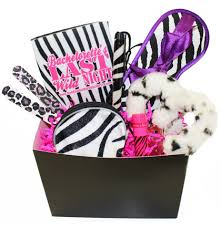 Baking Gift Basket Gift Basket Bachelorette Favor Bucket Bachelorette Party With
