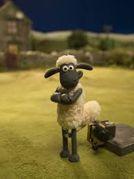 shaun sheep scenes pictures telegraph