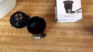 official keurig 2 0 my k cup reusable coffee filter review