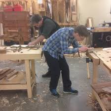 caleb james chairmaker planemaker racing with roy underhill