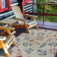 Tropical Accent Rugs Lake And Cabin Home Area Rugs