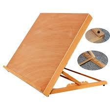 ktaxon folding portable drawing table desk painting sketching