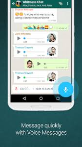 messenger apps for android whatsapp messenger android apps on play