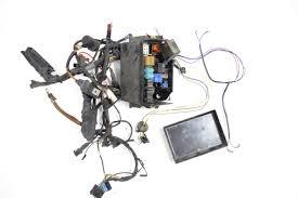 bmw r1200c main wiring harness wire loom used