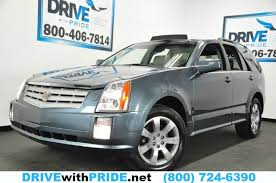 06 cadillac srx 2006 cadillac srx v6 leather rear dvd heated seats sunroof