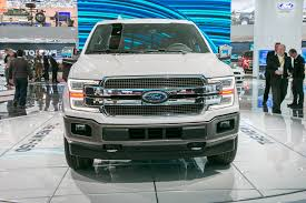 ford f150 commercial refreshed 2018 ford f 150 adds power stroke diesel more tech