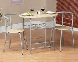 Kitchen Stylish Dining Table Ideas Round Brown Small Tables With - Kitchen table for two