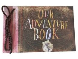 themed photo albums pixar up our adventure book 80 pages diy photo album scrapbook