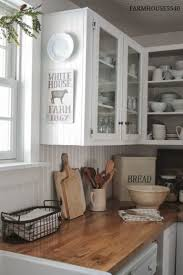 country kitchen backsplash 7 ideas for a farmhouse inspired kitchen on a budget