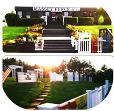 massey construction inc fence and deck photo gallery