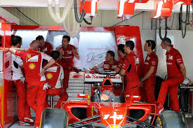 ferrari f1 factory ferrari president backs alonso as f1 team improve in monaco