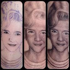 cyrus gets new tattoo u2014 of dolly parton u0027s face
