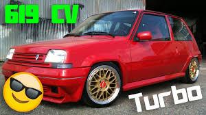 renault 5 recopilación de sonidos renault 5 gt turbo youtube