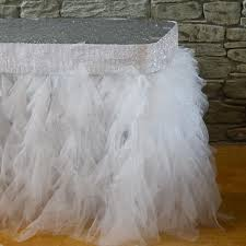 tutu chair covers tutu tableskirt wholesale wedding chair covers