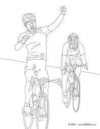 road cycling race coloring pages hellokids com