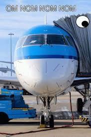 Nom Nom Nom Meme - om nom nom aviation humor