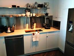 stainless steel kitchen shelves kitchen design 2017