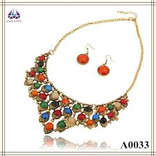 aliexpress gold necklace images Free shipping factory hot sale latest model fashion light weight jpg