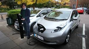 nissan leaf back nissan is experimenting with letting ev owners sell electricity