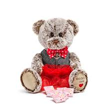 teddy valentines day s day 2018 limited edition plush teddy with