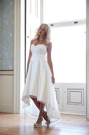 our favourite knee length wedding dresses hitched co uk