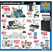 chest freezer black friday deal 2016 walmart black friday ad leaked