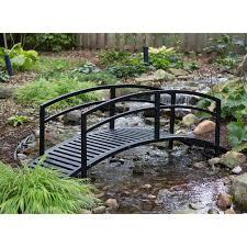 belham living danbury garden bridge 8 ft hayneedle