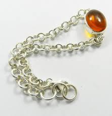 chain bracelet designs images 925 sterling silver citrine gemstone designer chain bracelet jpg