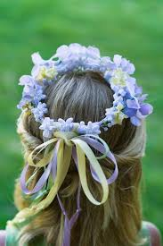 flowergirl hair wedding hairstyles for