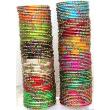 multi metal bracelet images 12 multi color metallic metal bollywood indian bangles bangle jpg