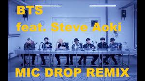 download mp3 bts mic drop remix ver bts mic drop remix feat steve aoki download link in the