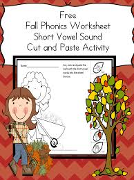 cut and paste activity for kindergarten learning is fun