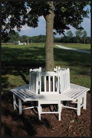 Tree Bench Ideas Creative Ideas How To Build A Bench Around A Tree Using Old