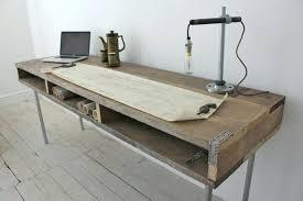 long desk table living exhilarating long desks ideas of modern