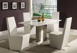table engaging modern dining room table with bench great modern