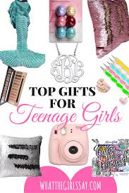 top gifts for teenage girls throw pillows teenage gifts