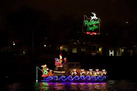 christmas ship parade columbia river schedule