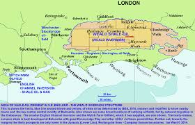 Sussex England Map by Petroleum Geology Of The Western Weald And South Downs Shale Oil