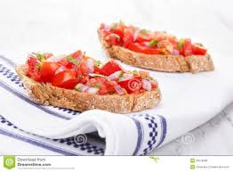 bruschetta background royalty free stock image image 35519696